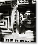 Light And Shade Metal Print