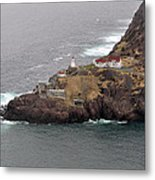 Lighthouse. Saint John's. Metal Print