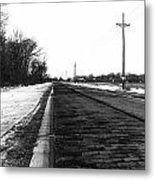 Lincoln Highway Metal Print