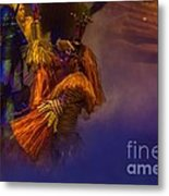 Lion King Dancers Metal Print