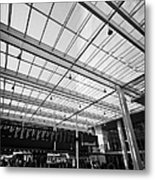 London Bridge Station Southwark England Uk Metal Print