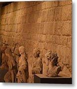 Louvre - Paris France - 011312 Metal Print