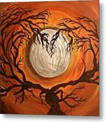 Love Under The Moon Metal Print