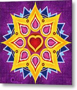Love Within Metal Print