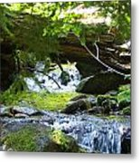 Lower Granite Falls 1 Metal Print