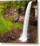 Lower Hills Creek Falls Metal Print