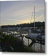 Lucy's Home Port Metal Print