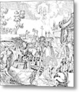 Luther Anniversary, 1617 Metal Print