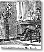Lydia Darrah, 1777 Metal Print