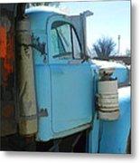 Mack Truck Metal Print