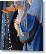Madonna And Jesus Metal Print