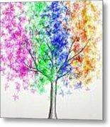 Maple Tree 10 Metal Print
