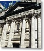 Mary Queen Of The World Cathedral Metal Print