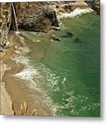 Mcway Falls Metal Print by Adam Jewell