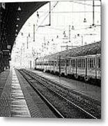 Milan Central Station Metal Print