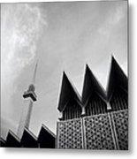 Modern Islam Metal Print