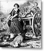 Molly Pitcher (c1754-1832) Metal Print