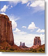 Monument Valley - Arizona Metal Print