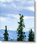 Mount Mckinley, Alaska Metal Print