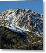 Mount Tom Metal Print