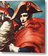 Napoleon Bonaparte (1769-1821) Metal Print