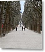 National Museum Of Natural History - Paris France - 01131 Metal Print by DC Photographer
