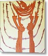 Nativity Of Jesus Metal Print by Gloria Ssali