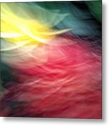 New Born Metal Print