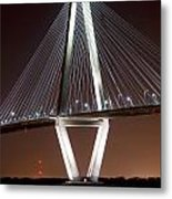 New Cooper River Bridge Metal Print