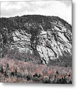 New Hampshire Mountain Metal Print