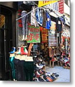 New York City Storefront 8 Metal Print