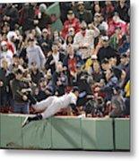 New York Yankees v Boston Red Sox Metal Print