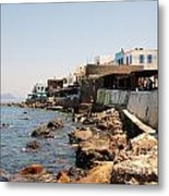 Nisyros Island Greece Metal Print