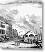 Norfolk, Virginia, 1856 Metal Print
