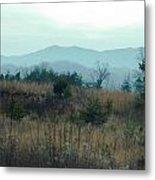 North Ga. Mountains Metal Print