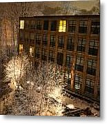 Oella Mill Metal Print