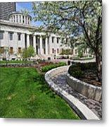 D13l-145 Ohio Statehouse Photo Metal Print