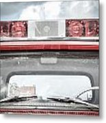 Ole Time Fire Truck Series Metal Print by Kelly Kitchens