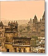 Orchha's Palace - India Metal Print