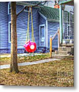 Out On A Limb Metal Print by MJ Olsen