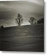 Outside Chester Ny Metal Print