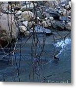 Outside Dafoi Triagex3 Art 8 Of 9  Metal Print
