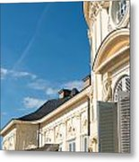 Palace Of The Solitude In Stuttgart - Germany Metal Print
