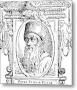 Paolo Uccello (1397-1475) Metal Print