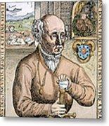 Paracelsus (1493-1541) Metal Print
