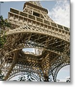 Paris: Eiffel Tower Metal Print