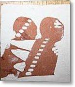 Paul - Tile Metal Print