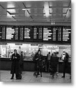 Penn Station Metal Print