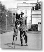 Photographer, C1915 Metal Print