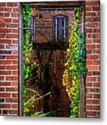 Picture Window Metal Print